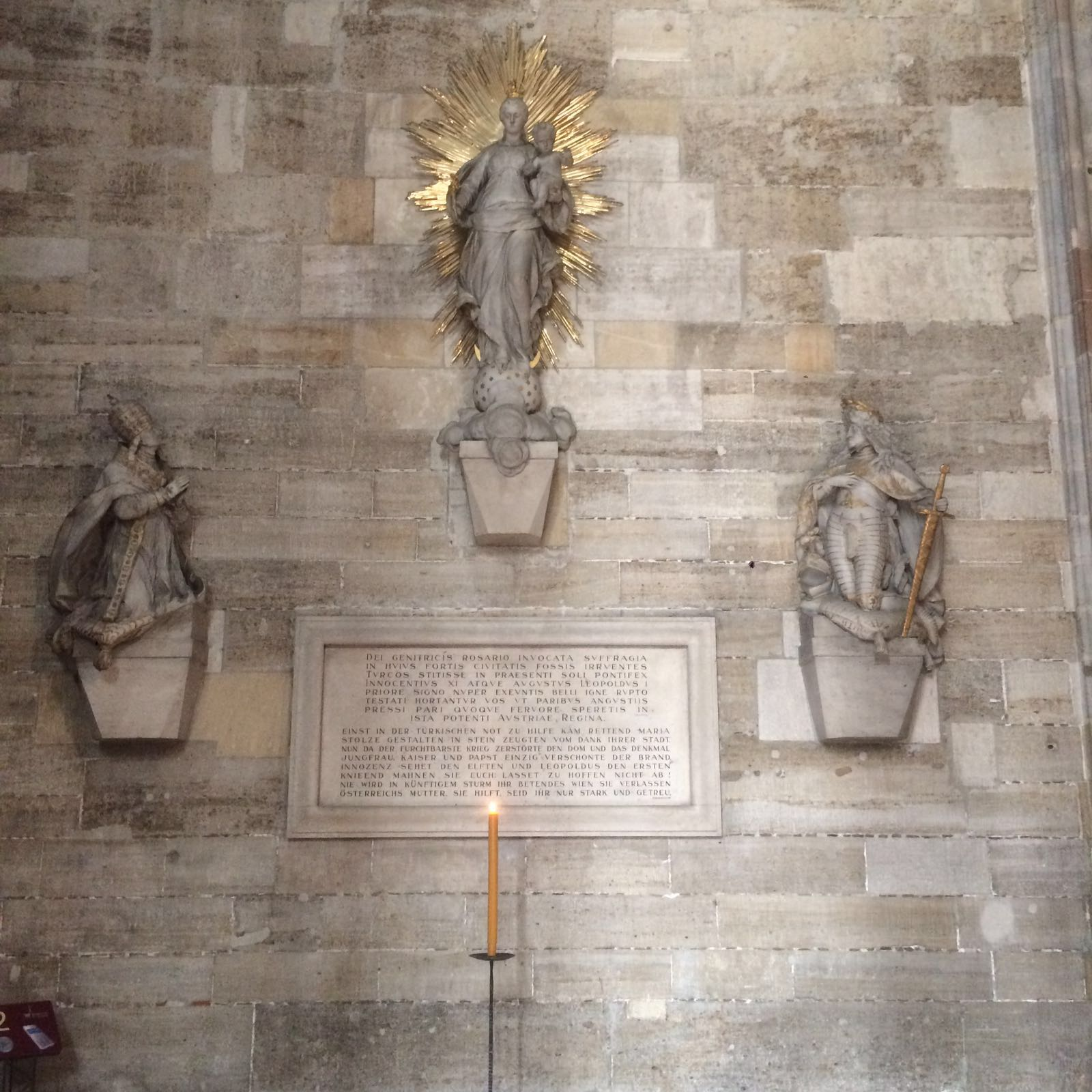 Denkmal Stephansdom